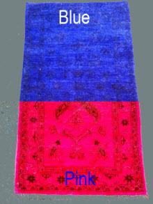 Over-dye Wool-blends, Antique Carpet rug Cleaning Gillette