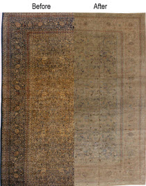 Cleaning Tufted, Silk Pile Rug Cleaning Dunellen