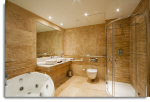 Bathroom Tiles Nj grout and tile cleaning bedminster nj - travertine, terrazzo