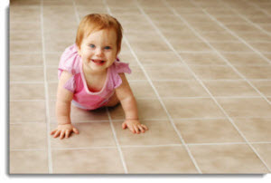 Porcelain Grout Tile Cleaning