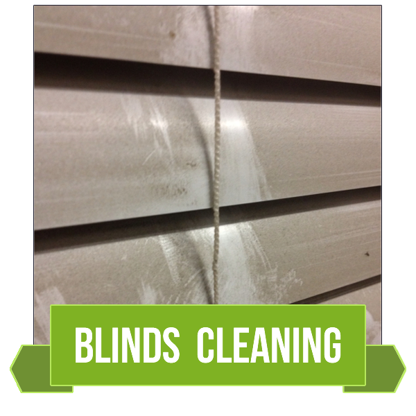 Blind Cleaning