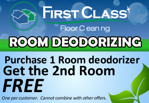 Room Deodorizing Coupon