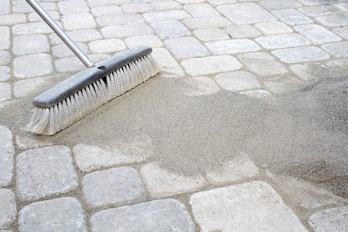 Pavers joint sand stabilizer
