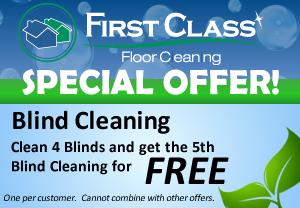 Blinds Cleaning Coupon