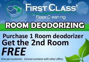 Room Deodorizing Coupon